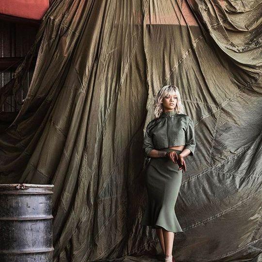 Рианна для Harper's Bazaar