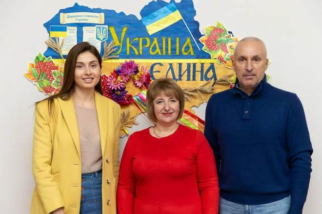 Марина Ярославская передала деньги от своего первого ивента на благотворительность
