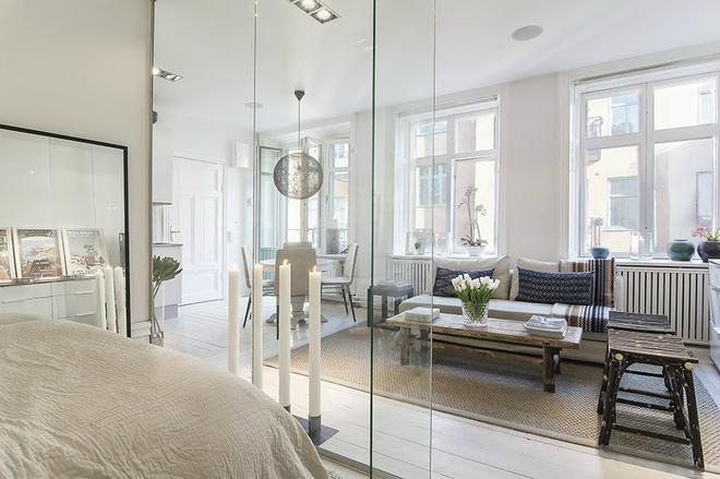 Квартира в Стокгольме (Швеция)