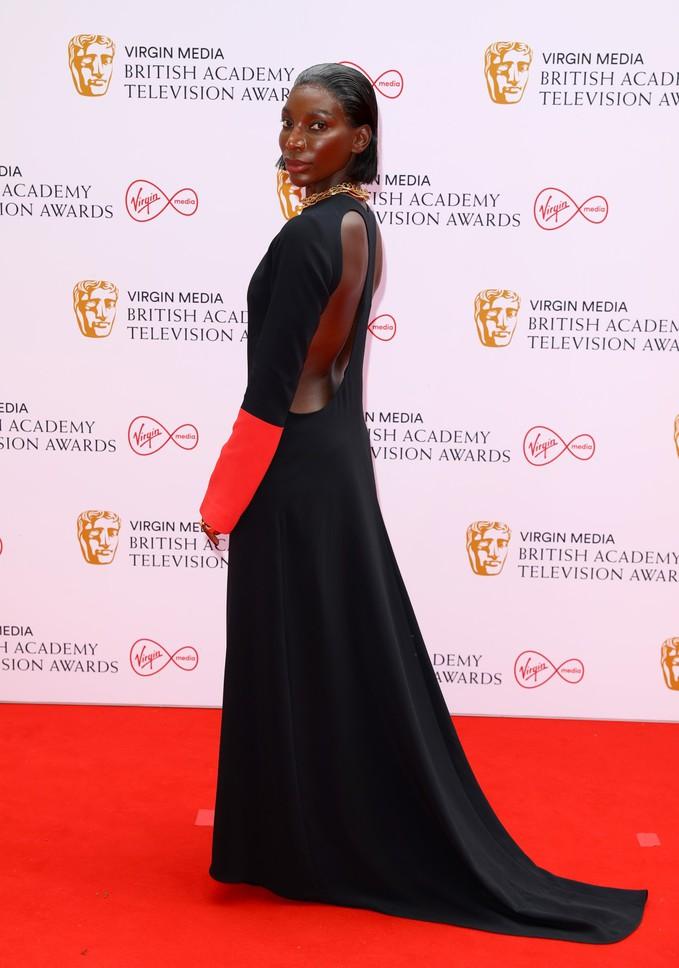 Михаэла Коэл на BAFTA TV Awards 2021