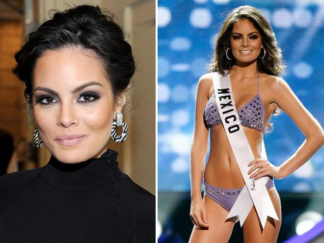 Химена Наваррете,  «Мисс Вселенная 2010»