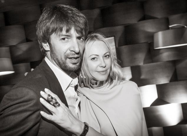 Олександр Шовковський та Ольга Альонова