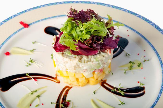 Крабовий салат рецепт, кукурудза, салат, крабовіе палички, заправка