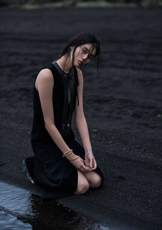 Vogue China январь 2016
