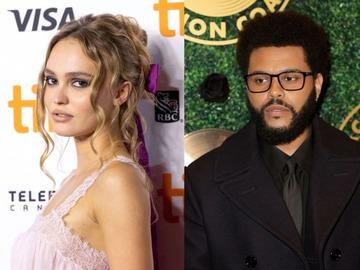 Лілі-Роуз Депп і The Weeknd