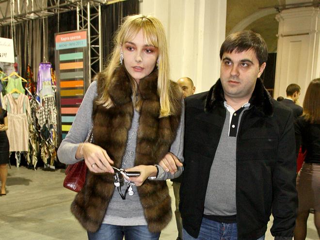 Сніжана Онопко з чоловіком