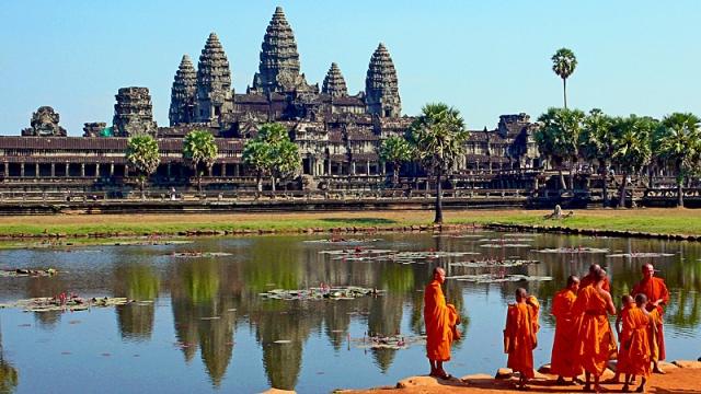 Ангкор за один день: Ангкор-Ват