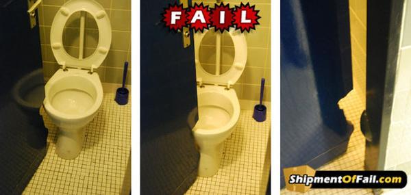 """Дизайнеры удачно пошутили. 19 туалетов, которые """"стоило бы"""" посетить"""