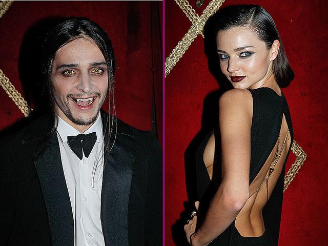 Вампирская вечеринка