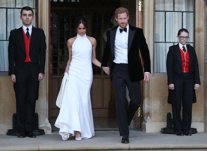 весільна сукня Меган Маркл