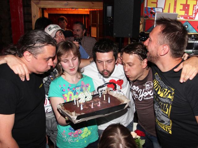 День рождения группы ТНМК