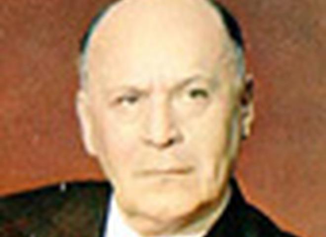 Родился Борис Ливанов (1904)