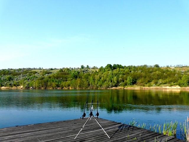 Трофейная рыбалка: Ecsed Hungary