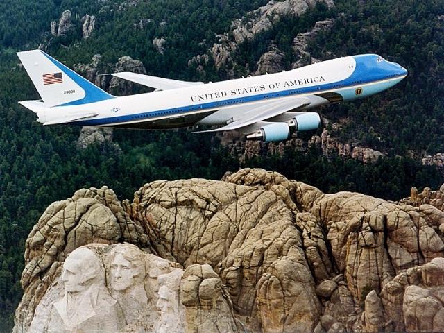 Рашмор - гора 4-х президентів