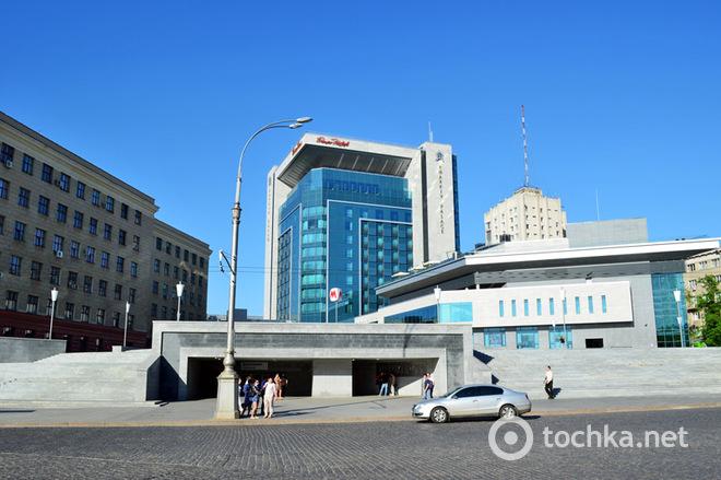 Площадь Свободы: интересные факты о главной достопримечательности Харькова