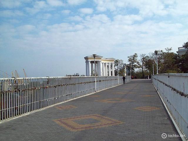 Тещин міст у Одесі
