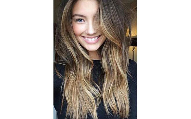 Окрашивание волос 2016: 10 разновидностей баляжа