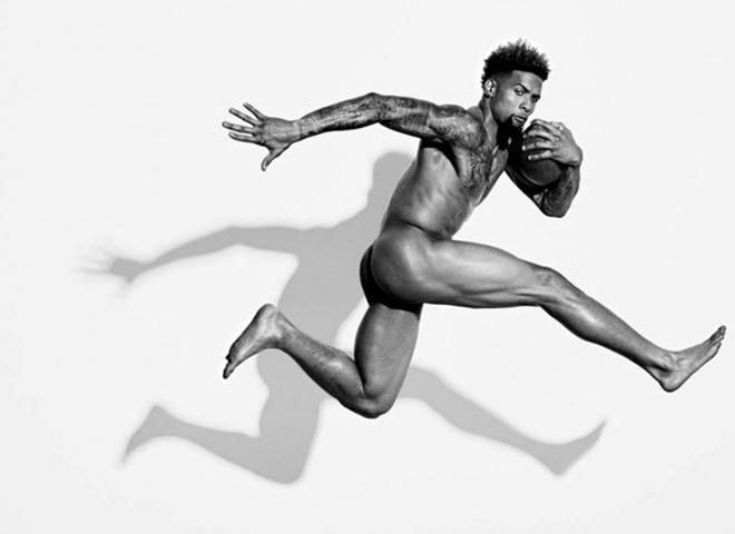 Відомі спортсмени у відвертій фотосесії ESPN The Magazine