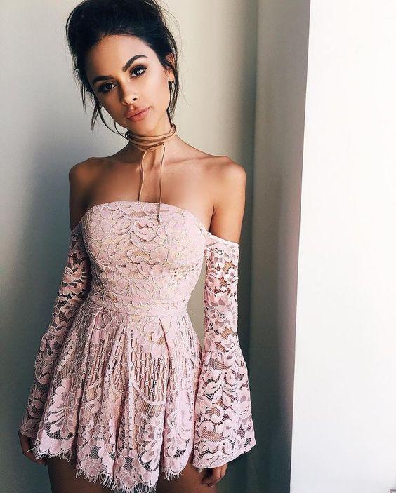 Маленькое платье на выпускной