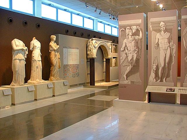 Достопримечательности Салоники: Археологический музей