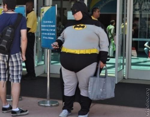 Бэтмены разные бывают