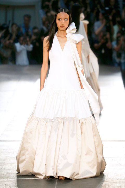 Свадебное платье на осень-зиму 2016/2017 ALEXIS MABILLE