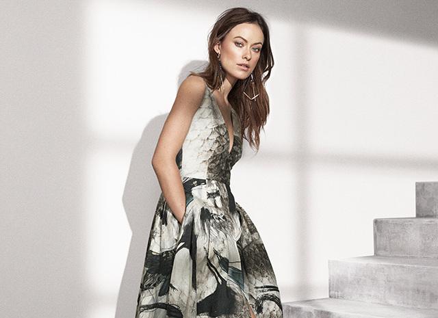 Олівія Вайлд для H&M