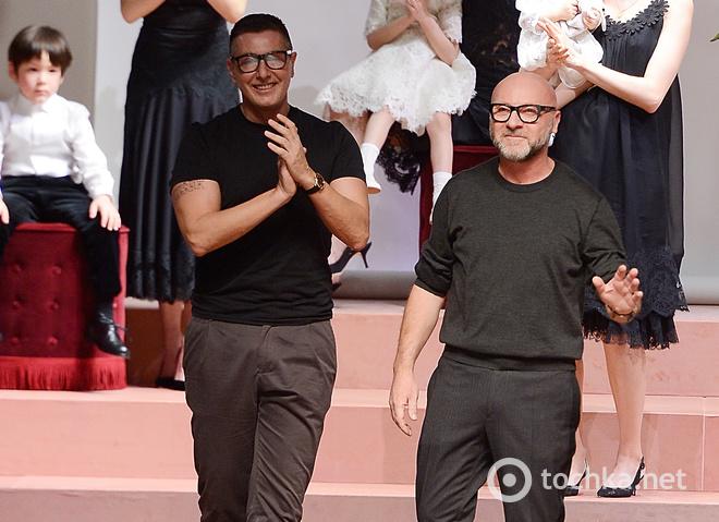 Dolce&Gabbana проти Елтона Джона