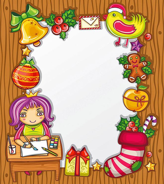 Листівка Діду Морозу своїми руками