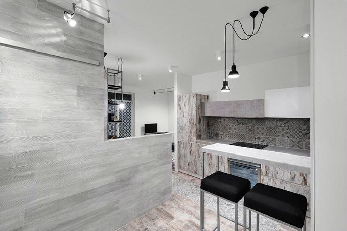 50 відтінків сірого: дивись, як оформлена молодіжна квартира