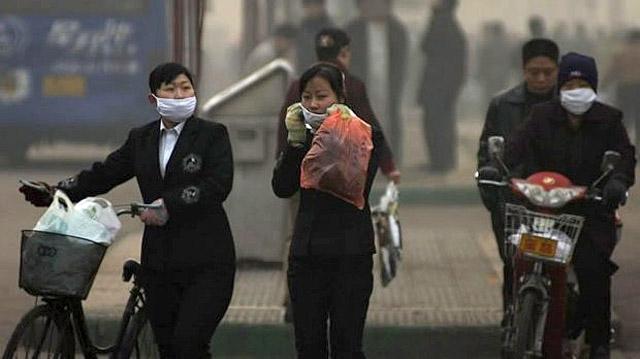 Города, в которые лучше не ехать: Тянжинь, Китай