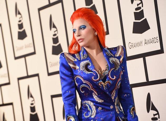Леді Гага на Grammy 2016