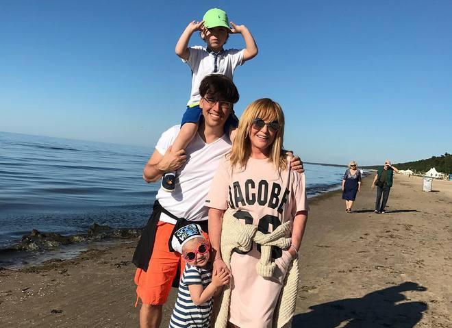 Алла Пугачева и Максим Галкин (Instagram)