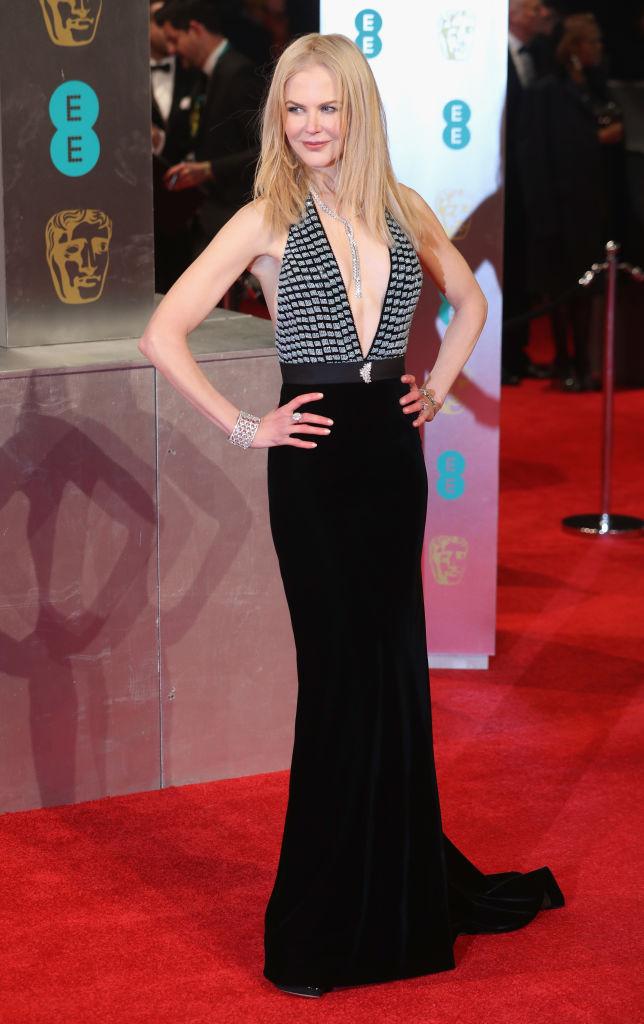 BAFTA 2017 лучшие наряды