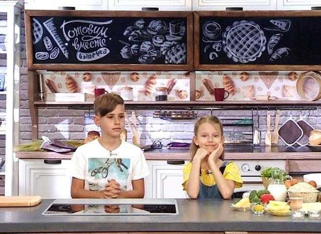 Діти Доманського і Дромова стали телеведучими