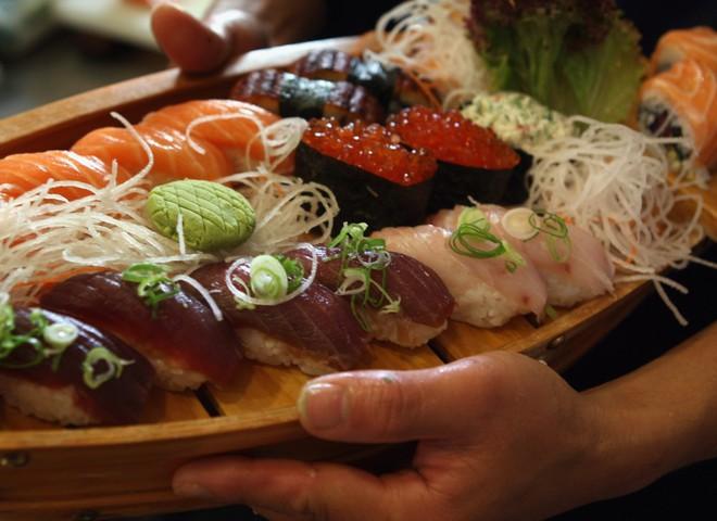 Японское меню для жизни