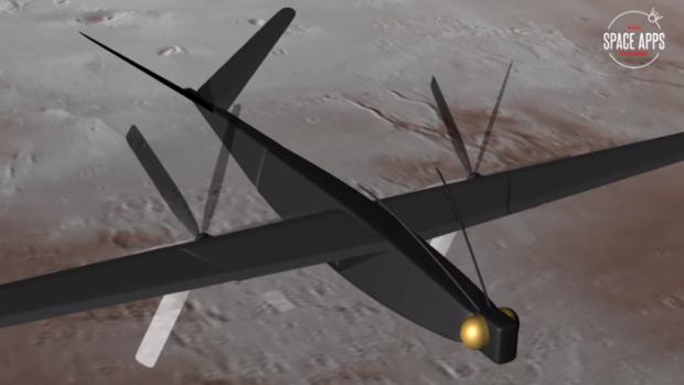 """Mars Hopper"" победил в мировом хакатоне ""NASA SpaceApps Challenge"""