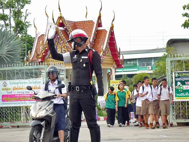 Туристическая полиция: Таиланд