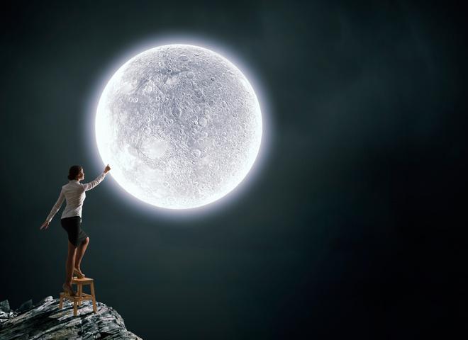 Лунное затмение в июне 2020