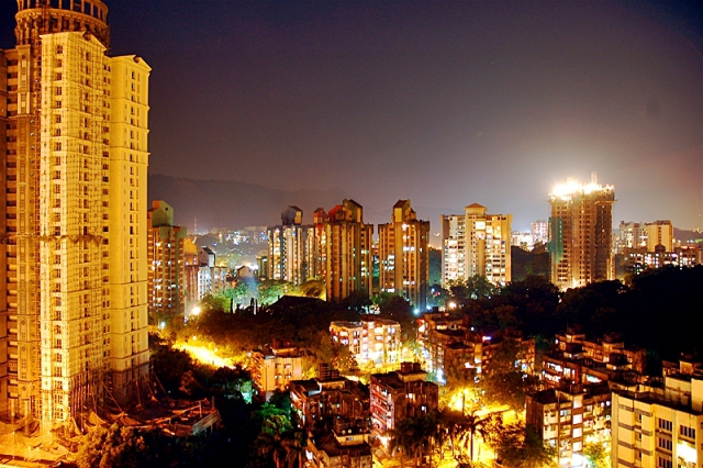 Цікаві місця Мумбаї: нічний Мумбаї