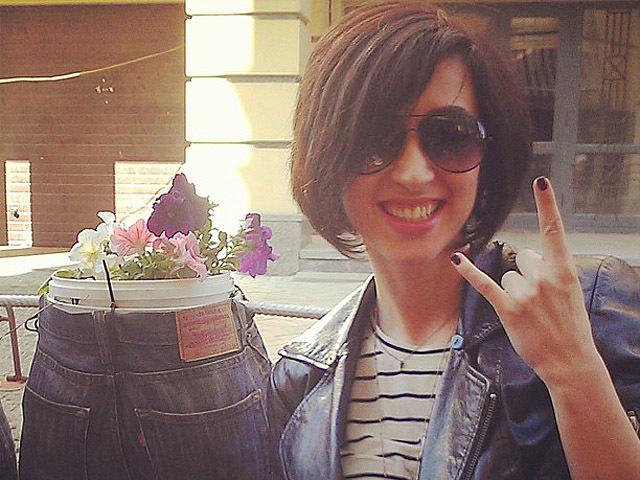 Анна Завальская в Одессе