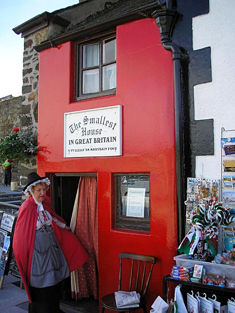 5 найбільш маленьких будиночків у світі: Будинок у Великобританії