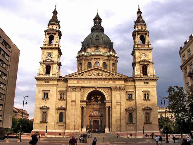 Будапешт: город, который не спит