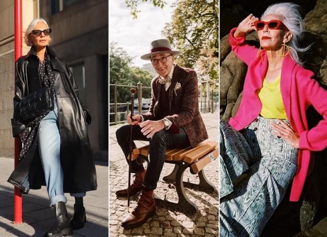 Модные блогеры в Instagram, которым больше 50-ти
