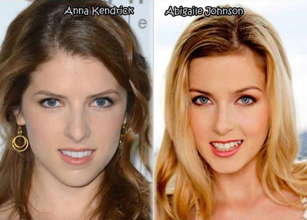 Порно актрисы похожие на скарлет йохансон