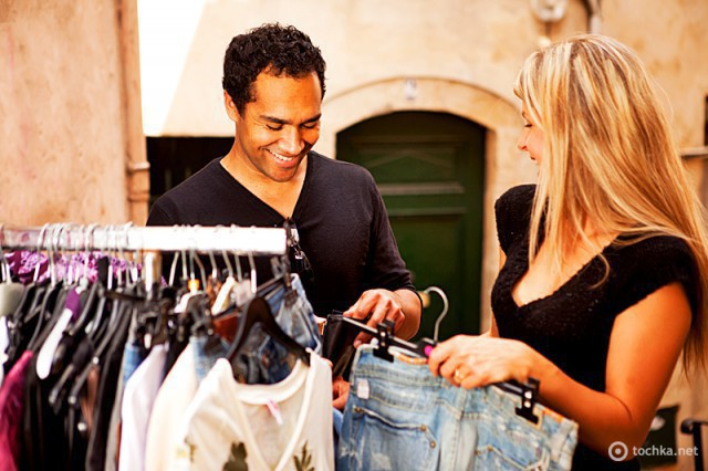 Куда поехать на шопинг: Франция