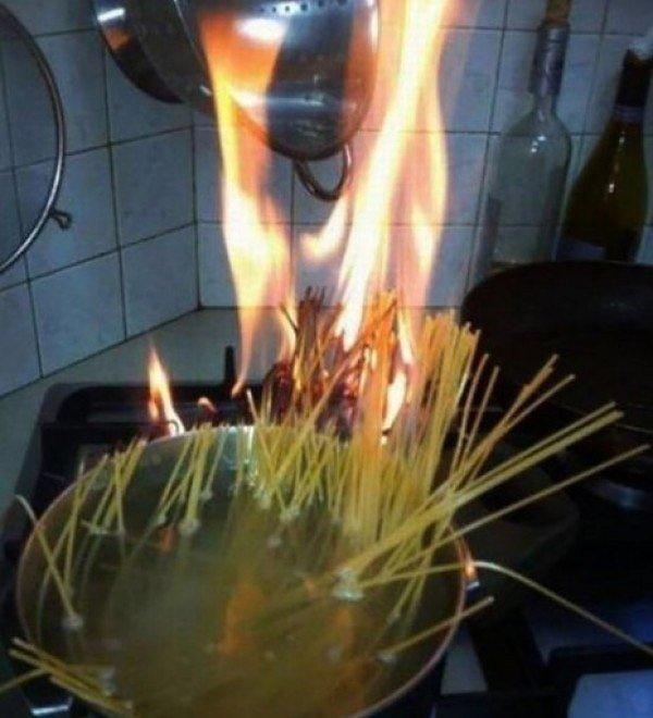 Когда готовка не твое