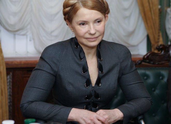 Анна Герман, Юлия Тимошенко