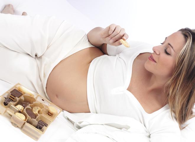 Что вредно есть во время беременности
