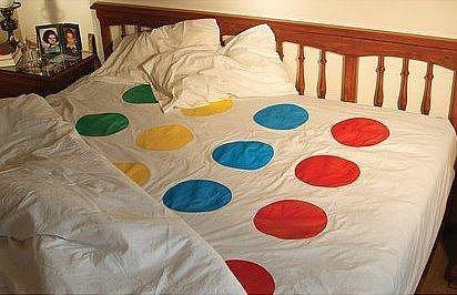 Развлечение в кровати